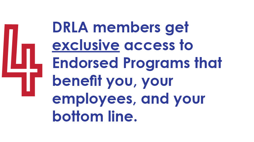 DRLA Membership Benefits 4